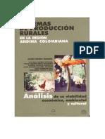 Sistemas de Produccion Campesinos en La Region Andina Colombiana