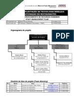 Plano de Gerenciamento Dos Recursos Humanos (Staff Management Plan)