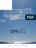 Understanding OFR, A Guide to Florida's Office of Financial Regulation