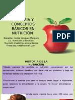 Conceptos Basicos en Nutricion II