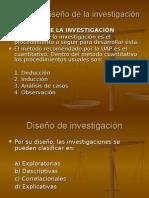 8. Método y Diseño de Investigación