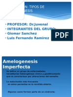 Amelogenesis Imperfecta........