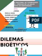 dilemas bioeticos en enfermeria