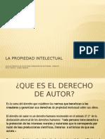 Derecho de Autor en Software