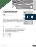 Guia 02 LC-22 CEN Plan de Redacción Como Organizar Las Ideas Del Texto 2015