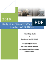 Traffic Noise Study