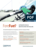 ORPAK ForeFuel Brochure Website