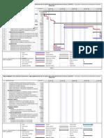 Cronograma de Avance de Obra Programado