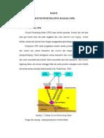 GPR Method