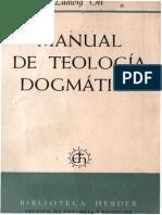 BH 029 - Manual de Teología Dogmática - Ott, Ludwig