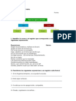 Guía de Registro de Habla