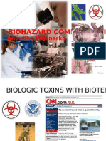 Biohazard Communication