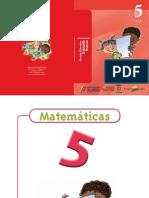 05 en Matemáticas Cartilla 1