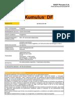 Kumulus Ficha Tecnica