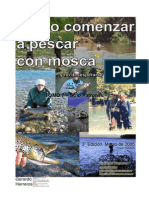 Como Comenzar a pescar con Mosca Patrones