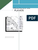 INFORME 6 - Digitalización de Planos
