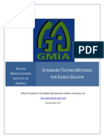 GMIA Official Methods of Gelatin Revised 2013