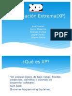 Programación Extrema(XP)