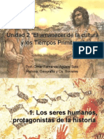 Unidad 2 Los Tiempos Primitivos.ppt