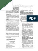 Ley 29408 (El Peruano)