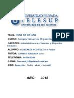 TIPO de GRUPO-Gonzales Acosta Erick . f