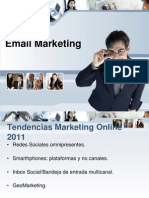 Email Marketing  negocios electronicos