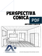 ▪⁞ Antonio Cuesta - PERSPECTIVA CONICA ⁞▪AF