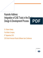 Integration of CAE Tools in the Engine Design and Development Process - NAUC2010 (1)