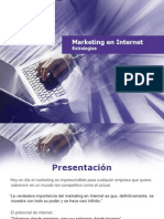 Marketing Por Internet Informacion Negocios electronicos