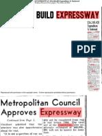 Metro approves lakeshore expressway