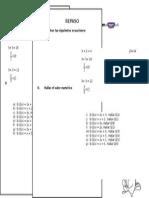 Algebra Circulo
