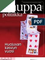 Kauppapolitiikka 1 / 2010