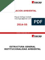 INSTITUCIONALIDAD AMBIENTAL-2014