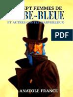 Anatole France - As Sete Esposas Do Barba Azul