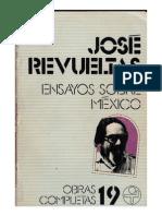 José Revueltas - Ensayos Sobre México (1985)