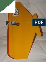 Simple Trainer Plane Plans