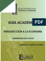 Introduccion a La Economía