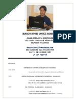 Curriculum Descriptibo -2015 - FINAL