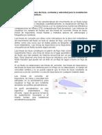 Aplicación de las líneas de traza, corriente y velocidad para la modelación de prototipos aeronáuticos.