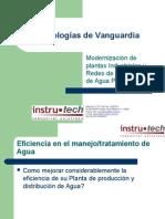 Tecnologias de Vanguardia Para Automatizacion de Su Planta