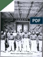 Formaciones y Transformaciones Educacion Publica Culturas