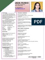 Resume for Non Educ College