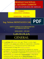 Geologia General 1ra. Clase