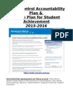 Lcap Spsa Plan 2015 Draft