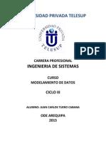 Gestores de Bases de Datos Relacionales y Sus Caracteristicas