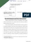 International Strategies Group, LTD v. Greenberg Traurig, LLP et al - Document No. 17