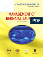 CPG Management of Neonatal Jaundice (Second Edition)