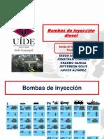 Bomba Lineal 2015