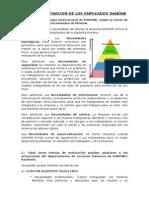 TEORIAS MOTIVACIONALES - DANONE