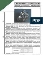 Franklinita ficha mineral